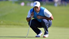 No repeat fairytale for Woods, out of contention at Pebble Beach