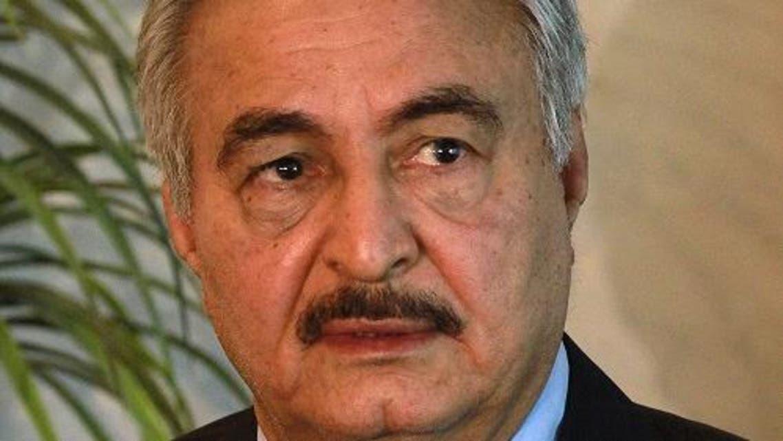 Khalifa Haftar (AFP)