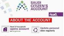 Infographic: Explaining the e-portal for Saudi Citizen's Account