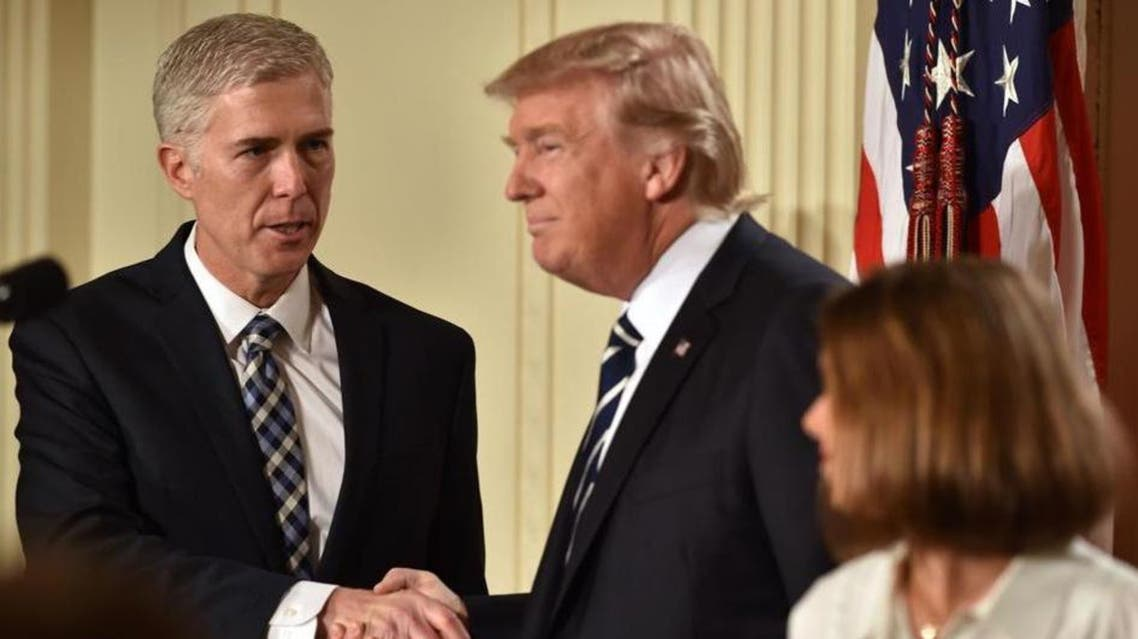 Neil Gorsuch نيل غورستش
