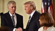 """""""الشيوخ"""" الأميركي يقر تعيين غورستش بالمحكمة العليا"""