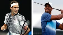 Tiger Woods is looking to old friend Roger Federer for some inspiration