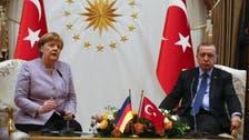 لقاء مرجح بين أردوغان وميركل في قمة الناتو