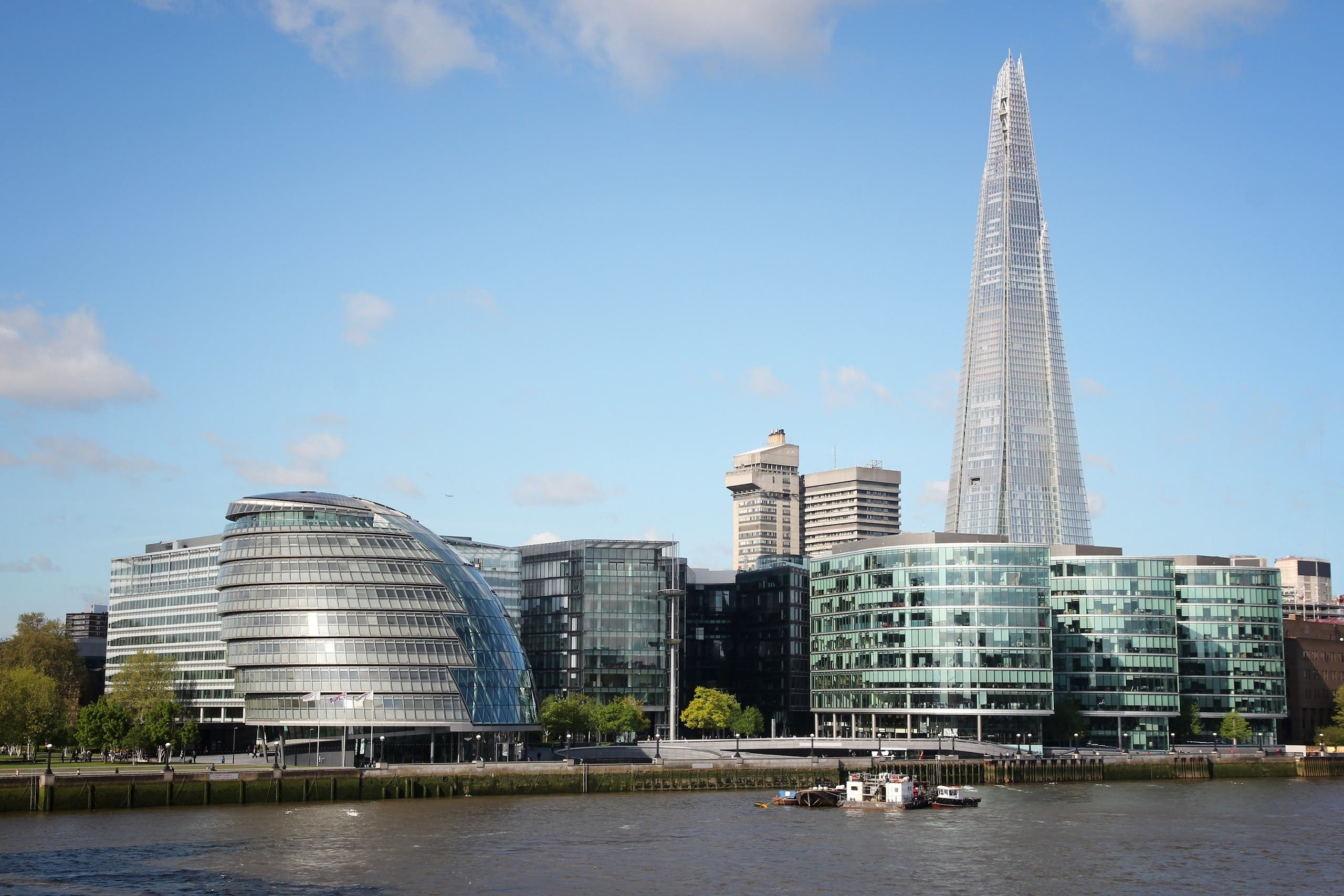 10 iconic buildings owned by Gulf Arab investors