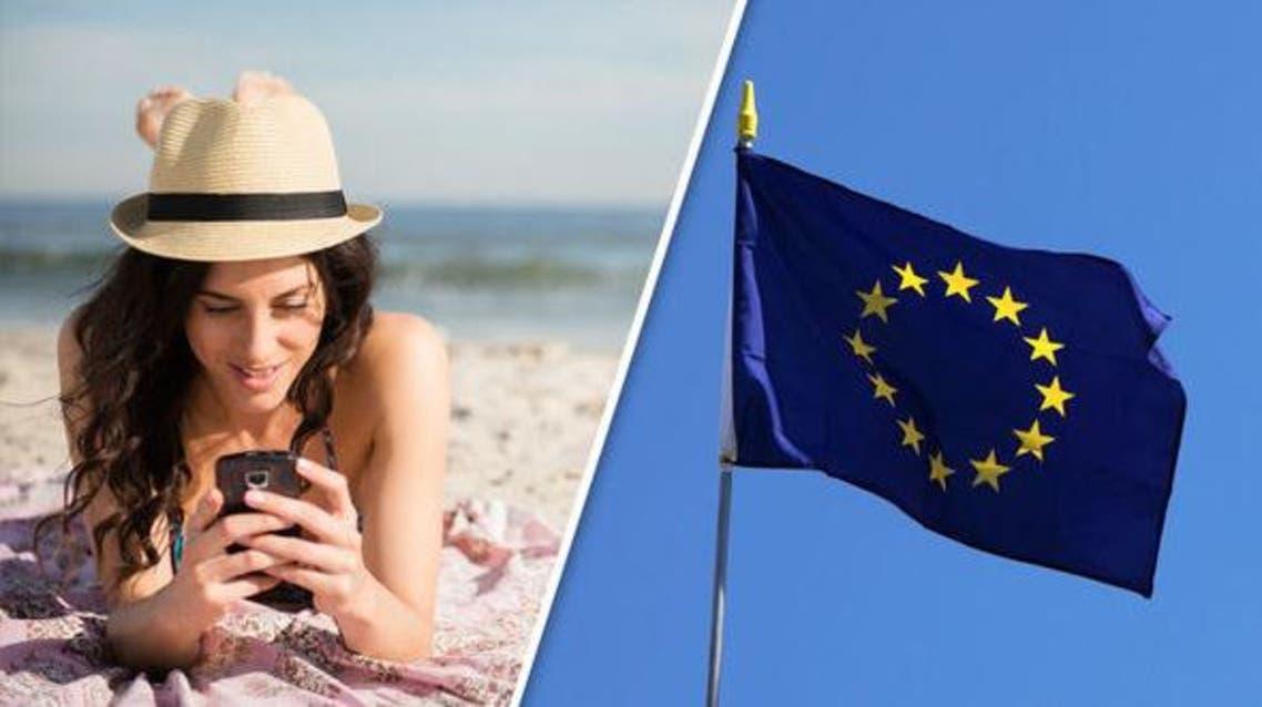رومینگ در اتحادیه اروپا