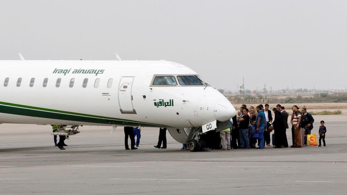 Iraq Airways (Reuters)