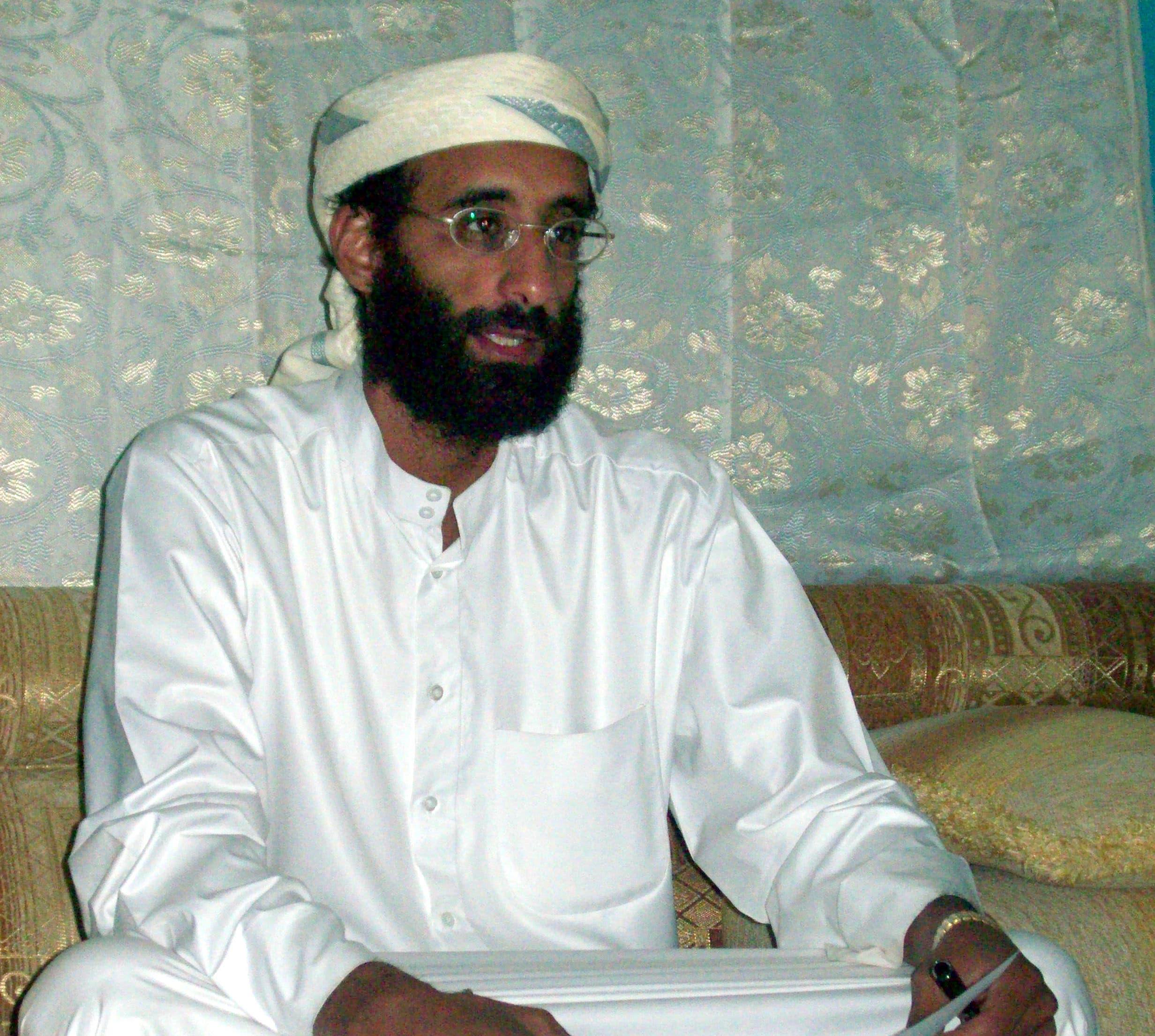 This October 2008, file photo shows Imam Anwar al-Awlaki in Yemen. (AP)