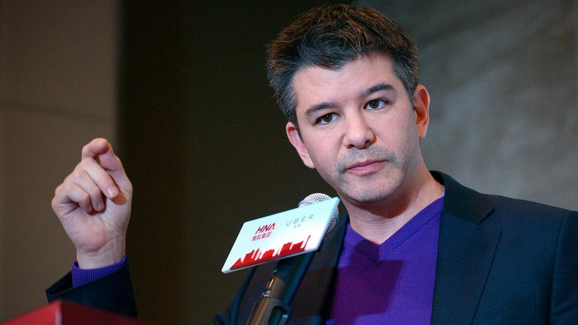 Uber chief executive Travis Kalanick on Thursday quit US President Donald Trump's business advisory group. (AFP)
