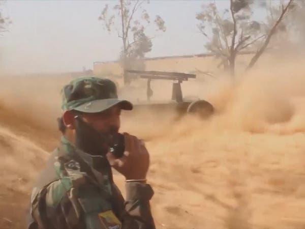 """الجيش الليبي يتحرك باتجاه """"قاعدة الجفرة"""""""