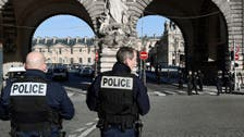 Paris louvre attack suspect Egyptian