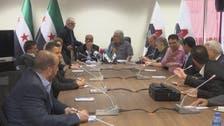 شام کے لیے تیار کردہ نئے دستور پربحث قبل از وقت ہے:اپوزیشن