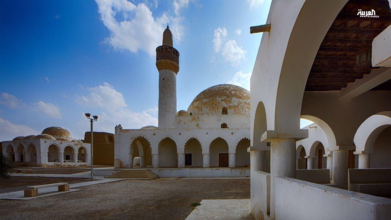 اكتشف قصر إبراهيم شرق السعودية