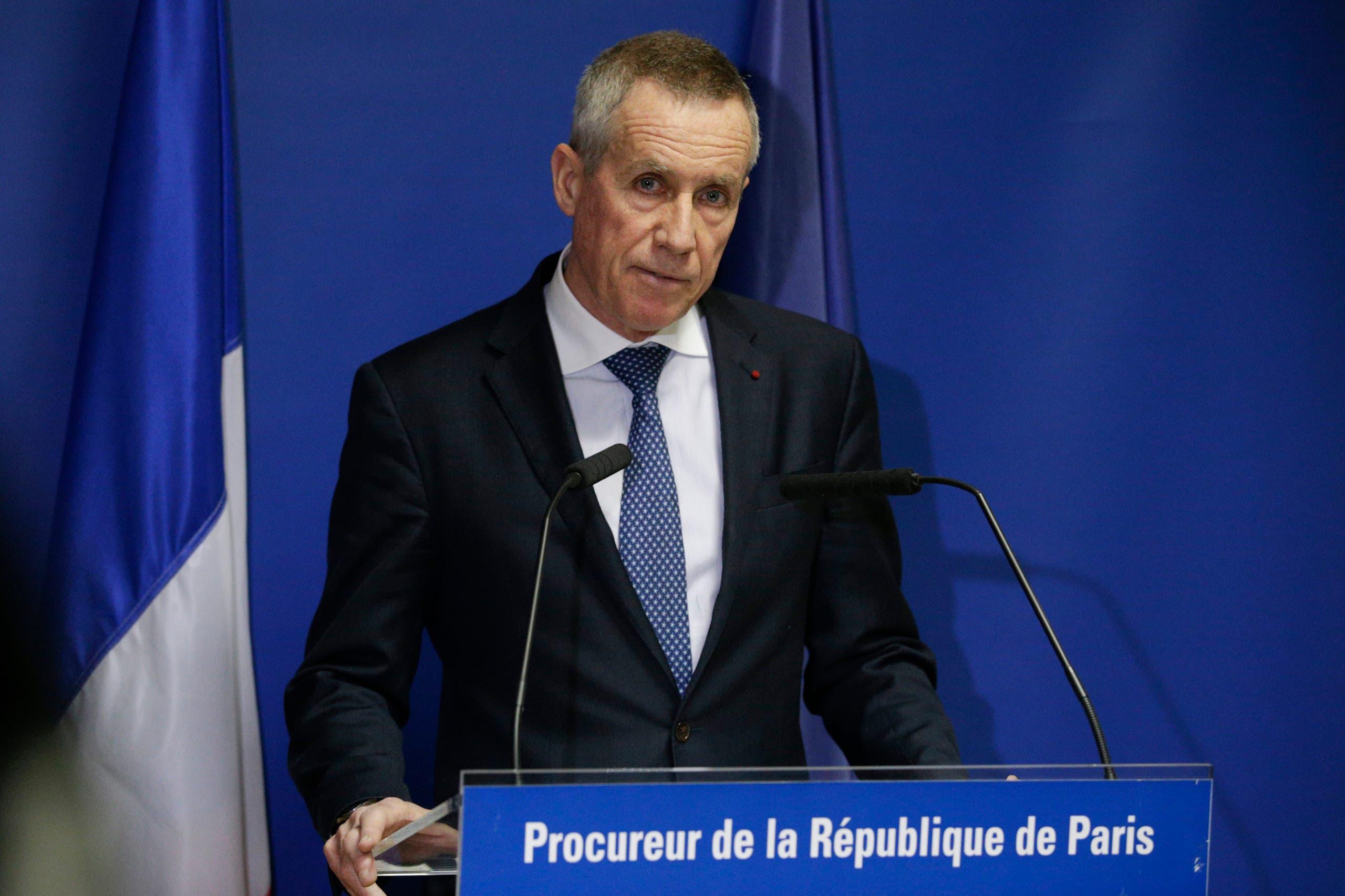 المدعي العام فرنسوا مولان
