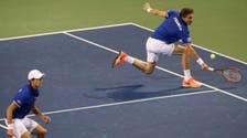 Australia, France progress to Davis Cup quarters