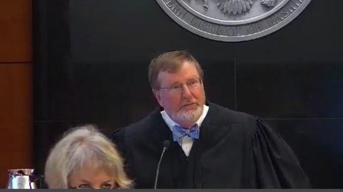 القاضي الفدرالي جيمس روبارت
