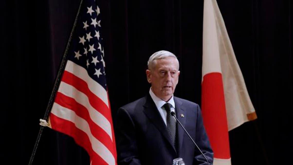امریکی وزیر دفاع