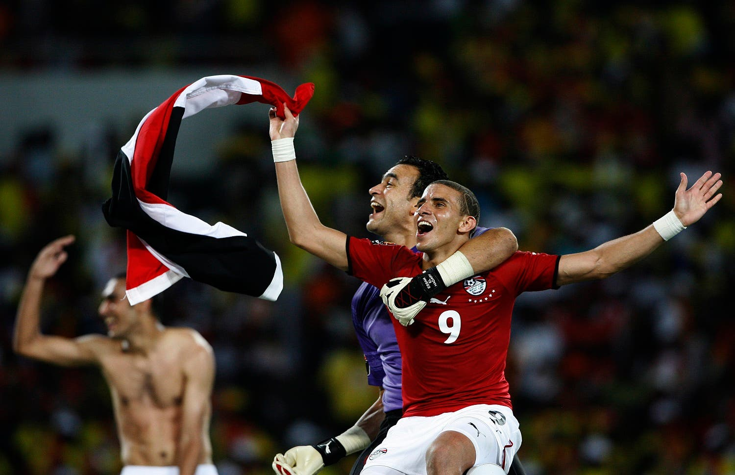 Egypt African Cup 2010 (Reuters)