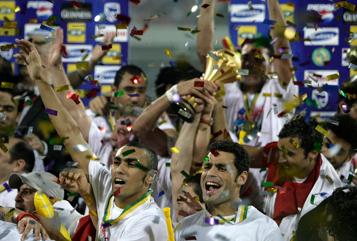 Egypt African Cup 2008(Reuters)