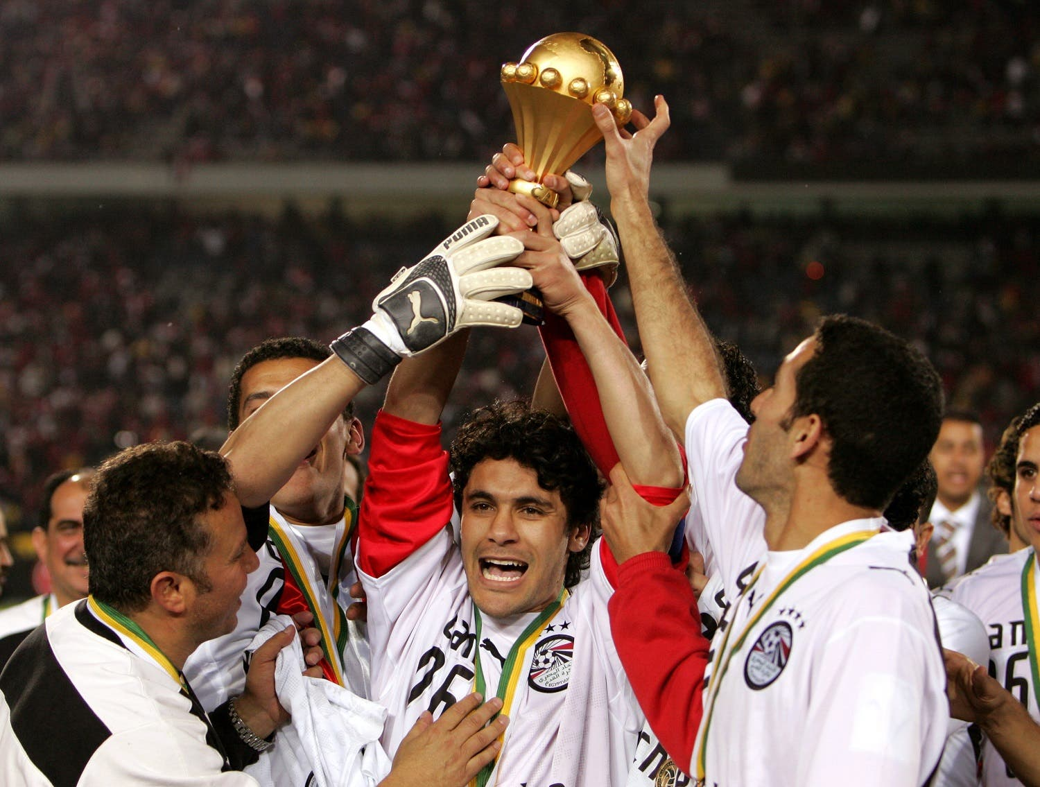 Egypt African Cup 2006 (Reuters)