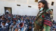 لیبیا : یورپ جانے والے 400 تارکین وطن کو روک لیا گیا