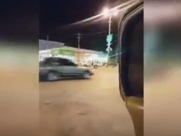 """السعودية.. لهذا السبب أطلق رجل أمن النار باتجاه """"مفحط"""""""