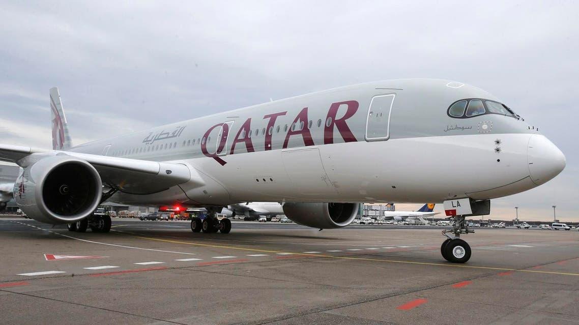 Qatar Airways (AP)
