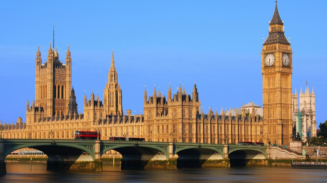 Houses of Parliament, London (Shutterstock)