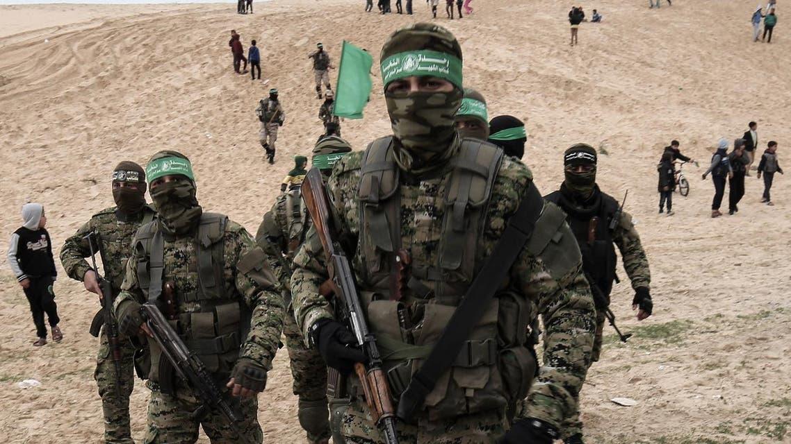 Hamas (AFP)