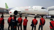 Made-in-China large passenger plane targets 2017 debut