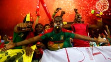 Cameroon defeats Egypt for African Cup of Nations