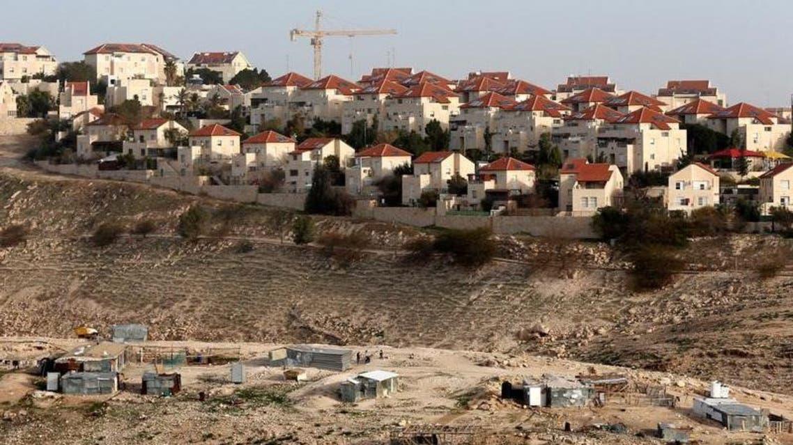 مستوطنات في القدس الشرقية