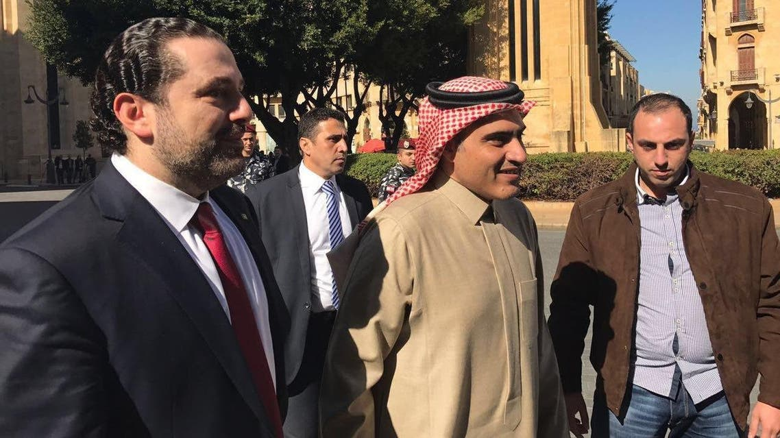 السبهان بيروت الحريري