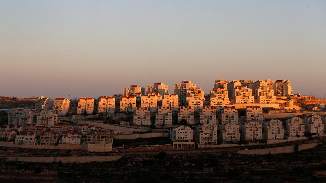 General view of houses of the Israeli settlement of Efrat, in the occupied West Bank February 7, 2017