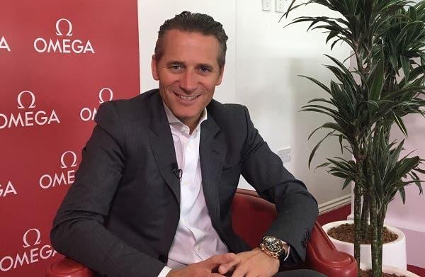 رئيس شركة أوميغا رينالد إيشلمان
