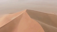 Video: Take a look at the highest sand dune in the world