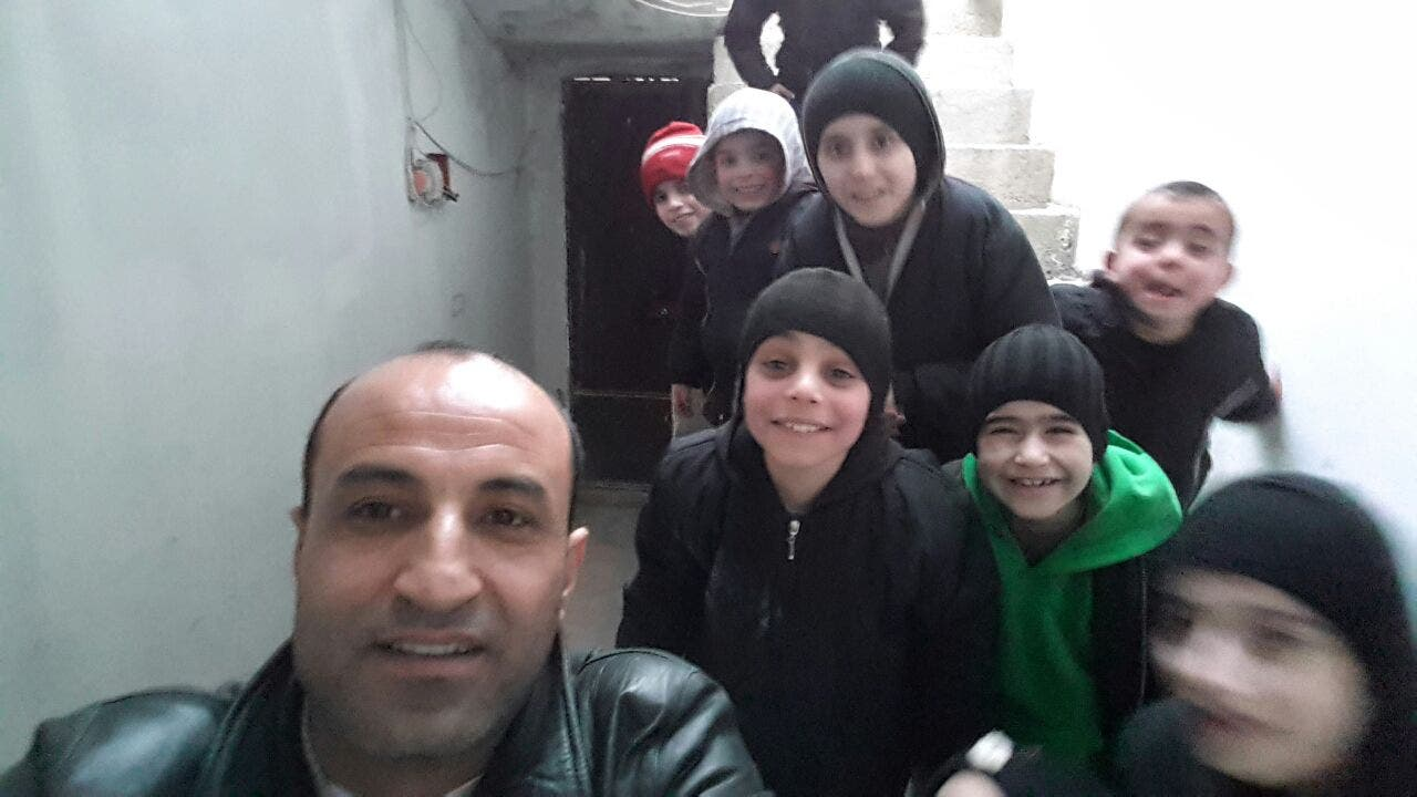 syria hamood