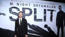 Shyamalan's 'Split' again rules North America box office