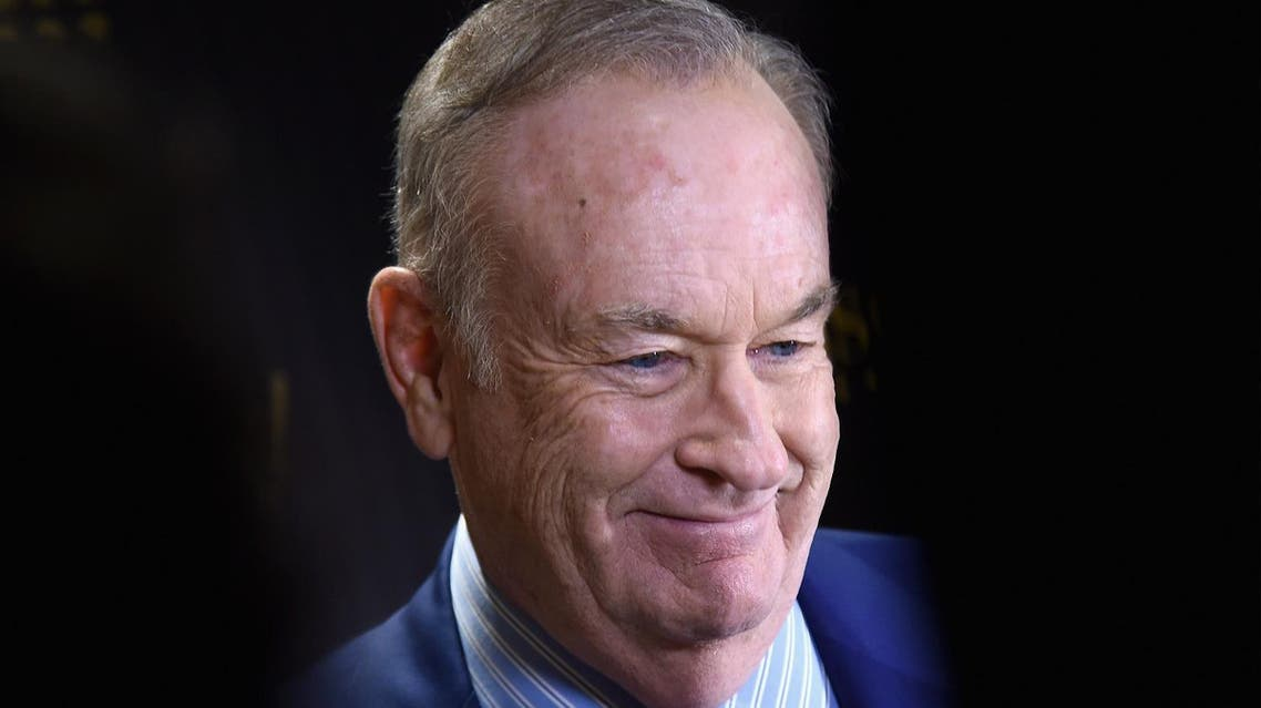 """Fox News host Bill O'Reilly described Putin as """"a killer"""" in the interview with Trump. (AFP)"""
