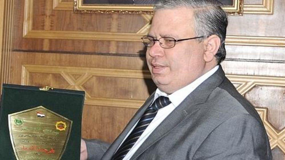 نجم الأحمد وزير العدل في حكومة الأسد