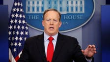 Spicer to Iran: 'There's a new president in town'
