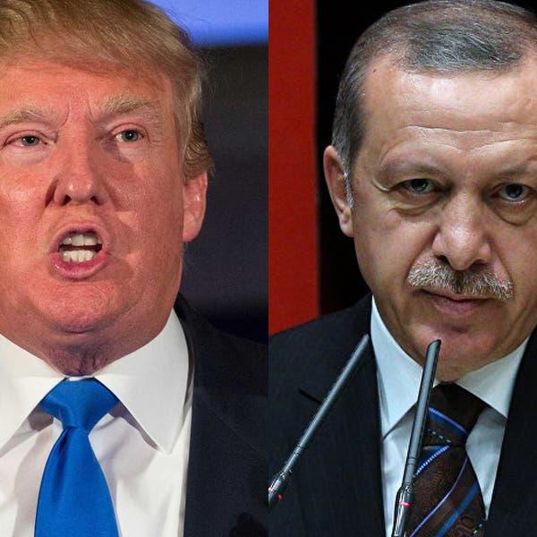 أردوغان لترمب: مستعدون لتولي الأمن في منبج السورية فورا