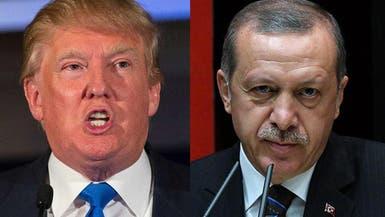 أردوغان وترمب يتفقان على التعاون في سوريا