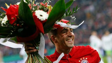فيليب لام أفضل لاعب كرة قدم في ألمانيا