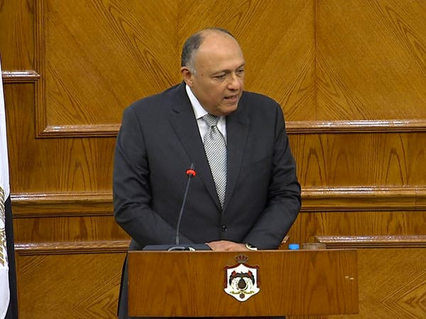 مصر: عودة سوريا إلى الجامعة العربية تتطلب عدة إجراءات