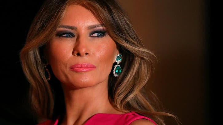 Melania Trump: My high profile could mean millions for my brand