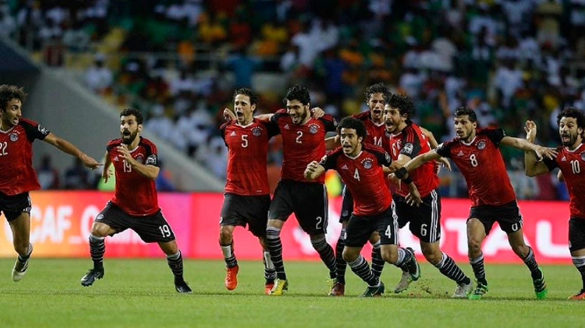 Egyptian national team (Reuters)