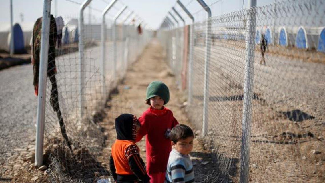 أطفال الموصل