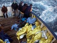 إغاثة 122 مهاجراً في المتوسط وفقدان 5 من رفاقهم