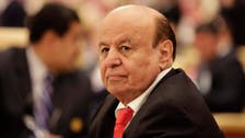 Yemen's President Hadi meets separatist leader after deal ends power struggle