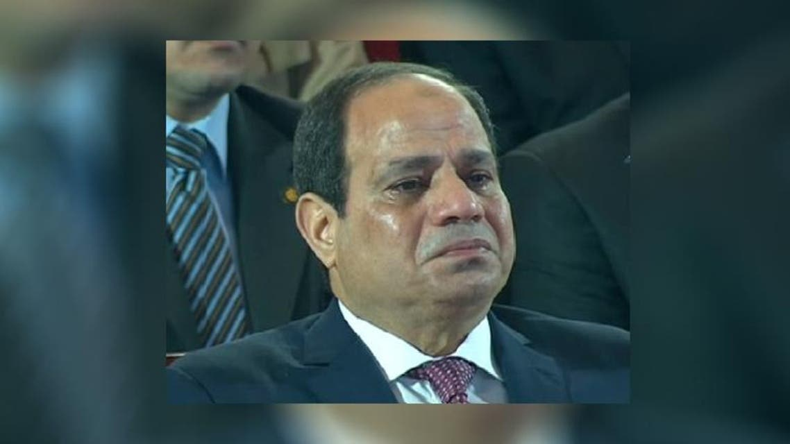 Abdel-Fattah El-Sisi (Photo: Egyptian TV)